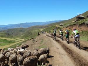 Lesotho Eastern Highlands MTB Tour
