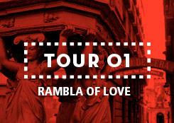 Erotic Walking Tour 1 - Rambla Of Love