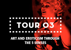 Erotic Walking Tour 3 - Art And Eroticism Photos