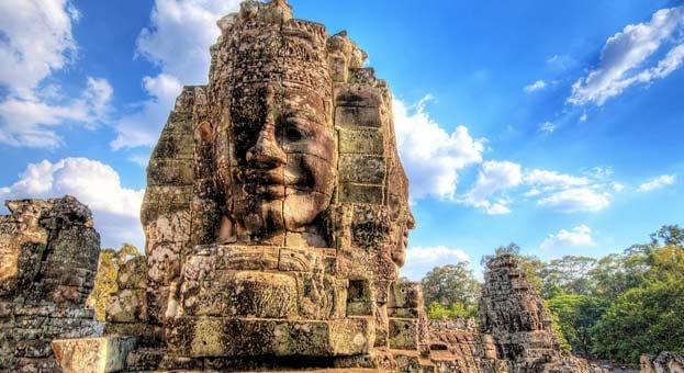 Cambodia With Bangkok & Pattaya Photos