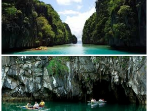 El Nido and Puerto Princesa Tour Photos
