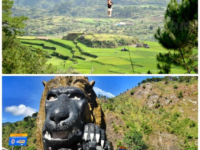 Sagada via Baguio - Philippines Photos