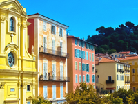 Treasures of Old Nice & Castle Hill