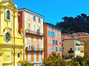 Treasures of Old Nice & Castle Hill Fotos