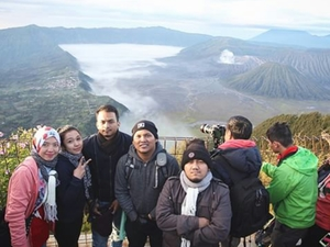 Trip Mount Bromo + Madakaripura Waterfall Photos