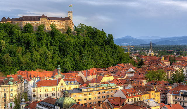 See the Sites in Slovenia Photos