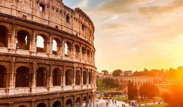 Highlights and Sites of Rome Photos