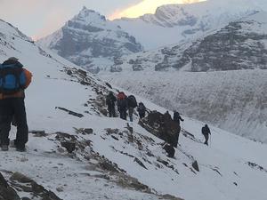 Everest Base Camp Trek Fotos
