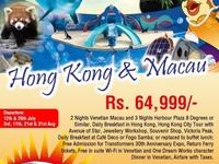 Thrilling Hong Kong and Macau