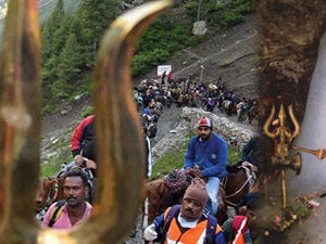 Amarnath with Helicopter Yatra Photos