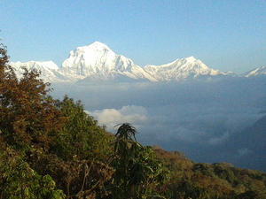 Annapurna Mid Hill Circuit Trek Fotos