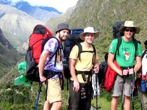 Classic Inca Trail Machu Picchu Fotos