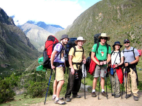 Classic Inca Trail Machu Picchu Photos