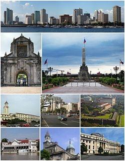 Manila City Tours - Intramorus Photos