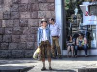 On The Streets Of Yerevan