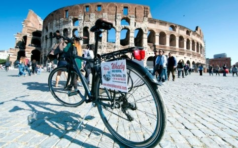 Rome Full-Day Bike Rental Photos