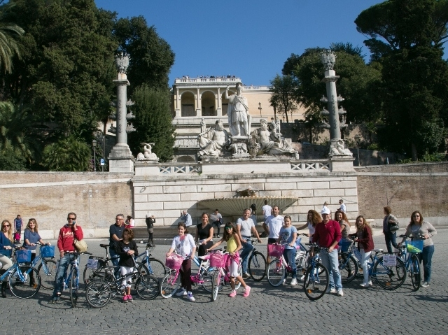 Rome Bike Tour : 3 Hour Bike Tour Photos