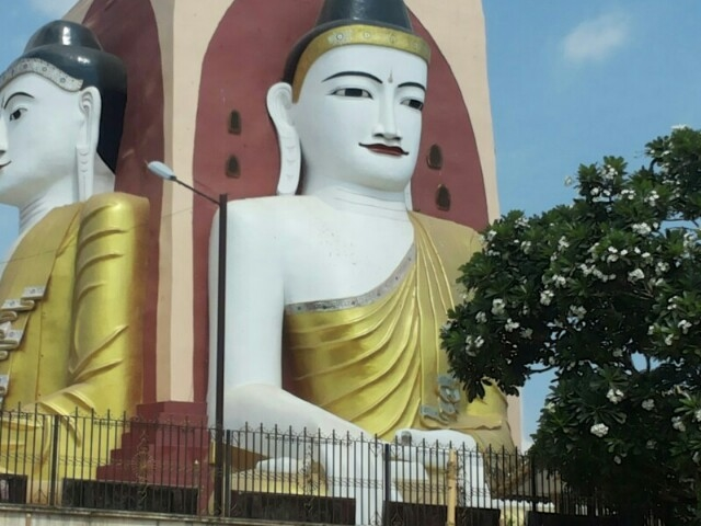 Golden Myanmar Tour Photos
