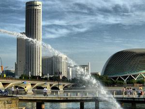 Luxury Singapore Holiday From India