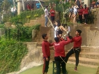 Bali Rafting, Natural Bali Swing, Ubud Art Villages, Waterfall