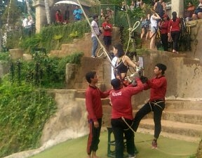Bali Rafting, Natural Bali Swing, Ubud Art Villages, Waterfall Fotos