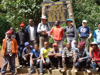 TREK & SAFARI LEMOSHO ROUTE