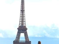 La Tour Eiffel , Paris