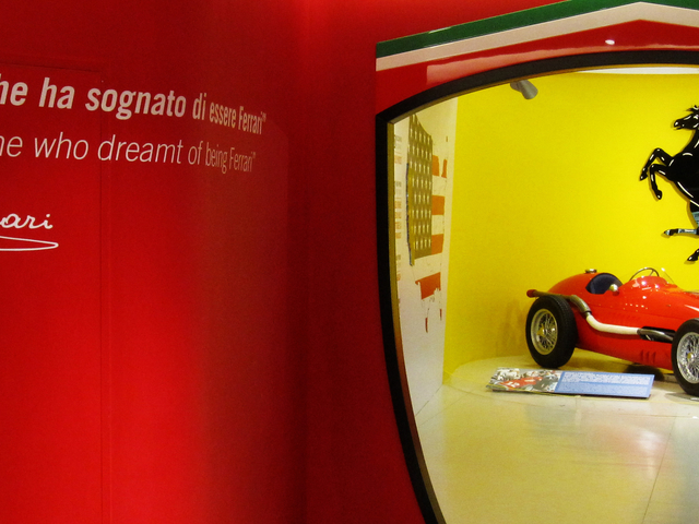 The Land of Motors Tour: Ferrari-Ducati-Lamborghini Photos