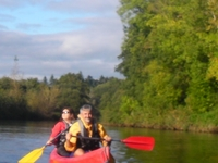 Hidden Ireland Canoe Trail and Camp