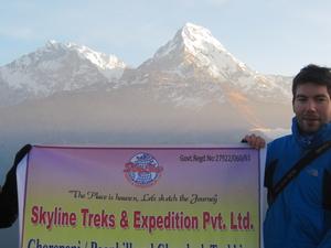 Ghorepani Poonhill Trekking Photos