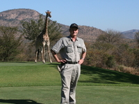 Private Guided African Fly-In Golf Safari