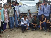 South India Trip For Gitam University