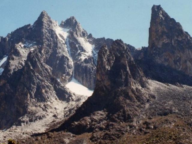 Mt. Kenya Climbing Tour Photos