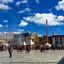 The Holy Temple -Jokhang In Lhasa Of The Tibet