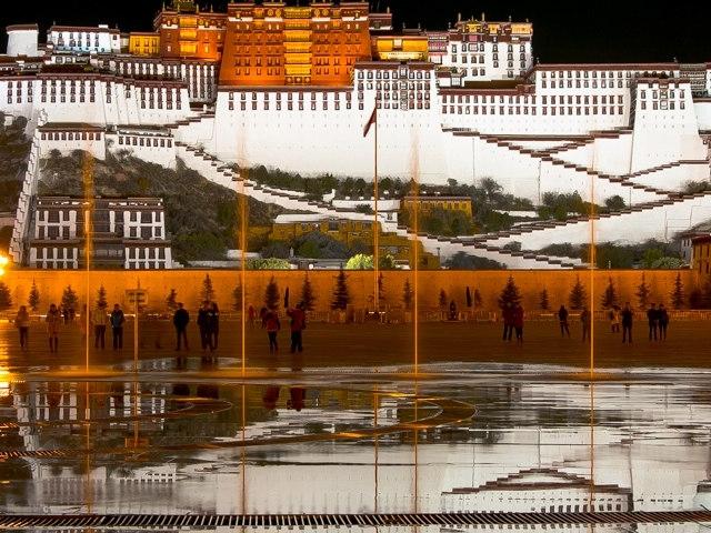 Beijing - Lhasa - Namtso Lake 7days Tibet Train Tour Photos