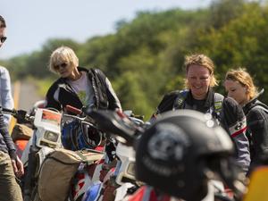 Motorbike Safari in Tanzania Photos