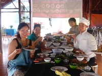 Great Vietnamese Cuisine and History in Ho Chi Minh City