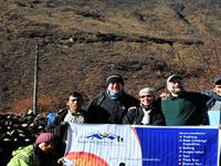 Recently Open Manaslu Trek