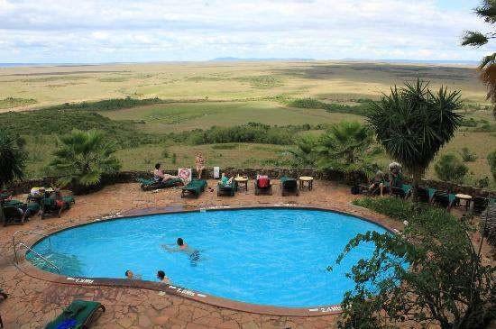 Mara Serena Safari Lodge Photos