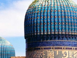 Mysterious Samarkand Photos