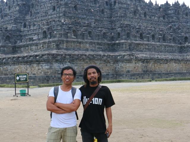 Borobudur Sunrise Trekking Photos