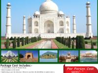 Delhi - Agra - Jaipur - Jodhpur - Delhi