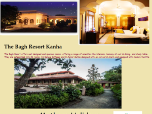 Get best deal The Bagh Bharatpur AND Kanha Fotos