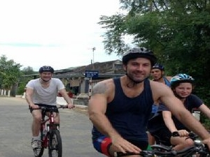 Cycling Experience in Red River Vietnam Photos