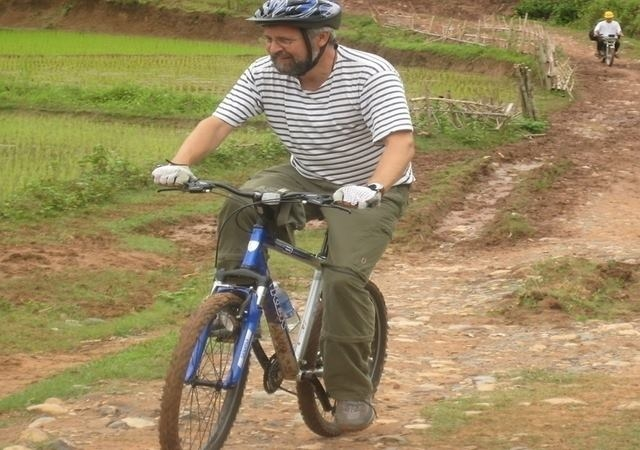 Mai Chau and Moc Chau Off Road Biking Tour Photos