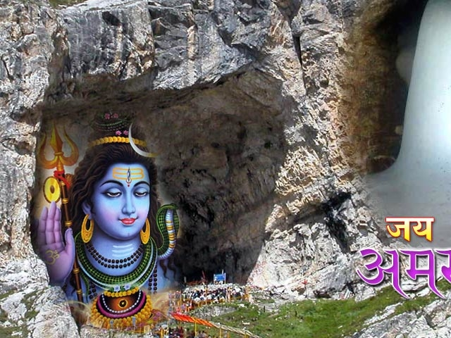Amarnath Yatra by Helicopter Photos