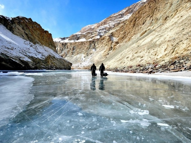 Trekking Tour from Zingchen to Chilling Photos