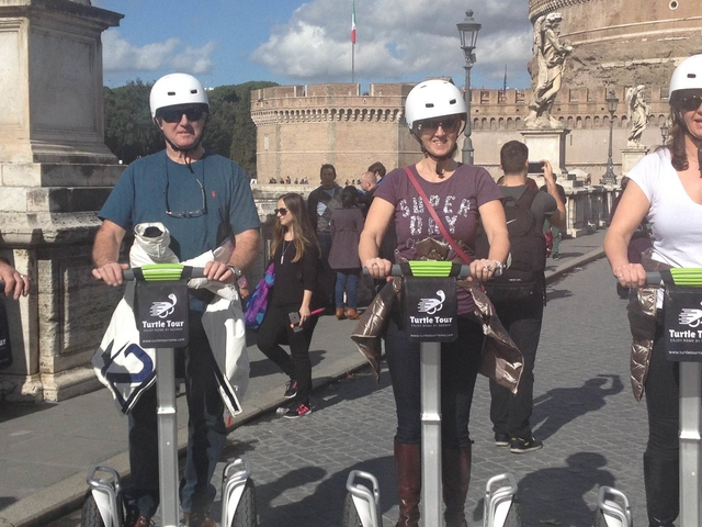 Glory of Rome Segway Tour Photos