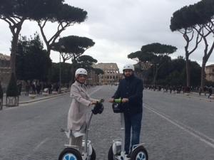 Classic Rome Segway Tour Fotos