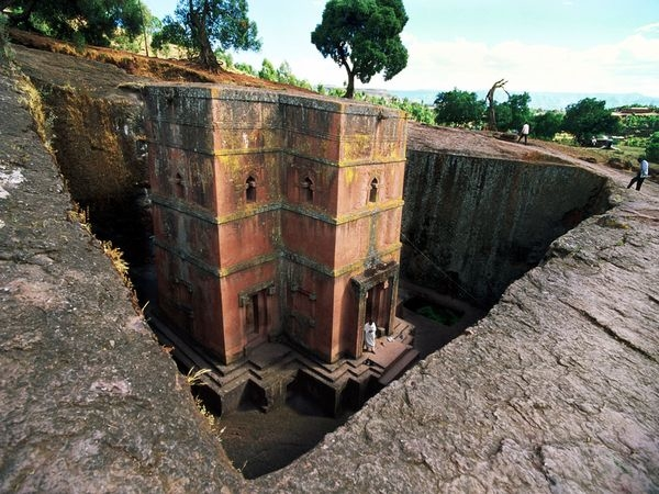 Ethiopia Historic North and Simien Mountains Photos